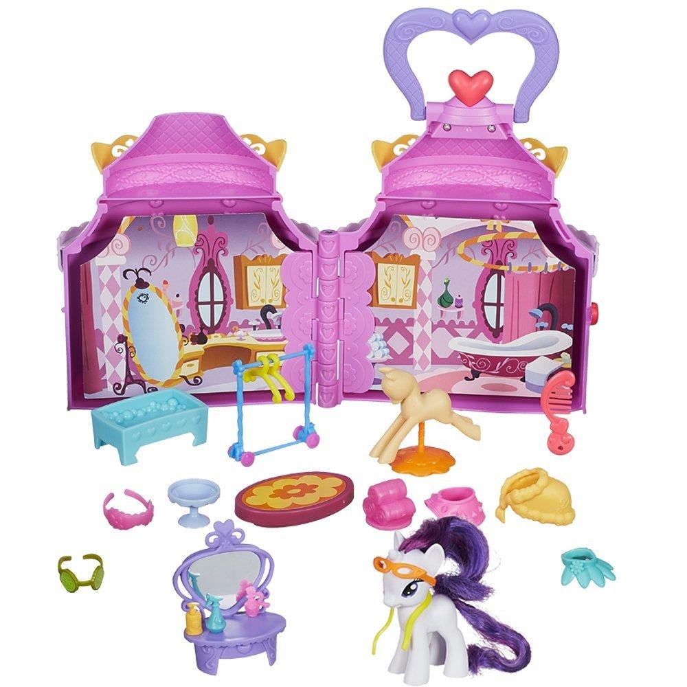 Игровой набор My Little Pony - Бутик РаритиМоя маленькая пони (My Little Pony)<br>Игровой набор My Little Pony - Бутик Рарити<br>