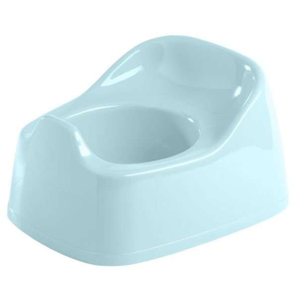 Горшок детский, цвет голубойгоршки и сиденья для унитаза<br>Горшок детский, цвет голубой<br>