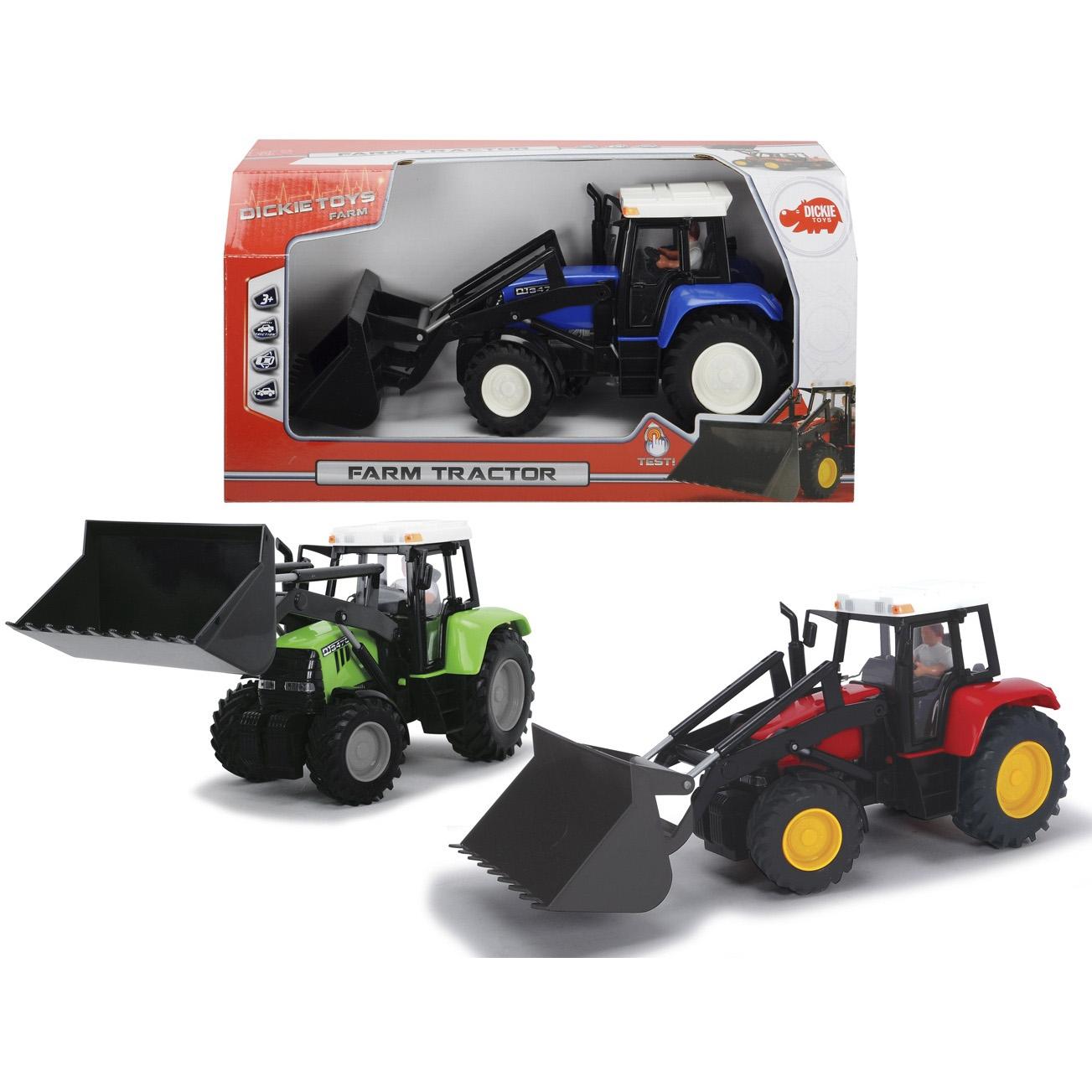 Трактор, 25 смИгрушечные тракторы<br>Трактор, 25 см<br>