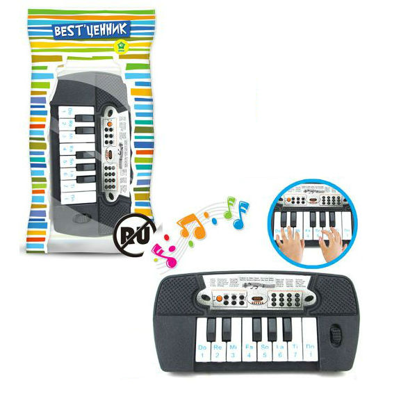 Синтезатор на батарейкахСинтезаторы и пианино<br>Синтезатор на батарейках<br>