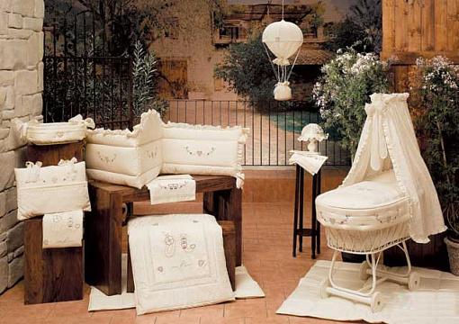 Набор серии Аморэ из коллекции 4 времени года: простынь для матраcа и простынь для одеялаДетское постельное белье<br>Набор серии Аморэ из коллекции 4 времени года: простынь для матраcа и простынь для одеяла<br>