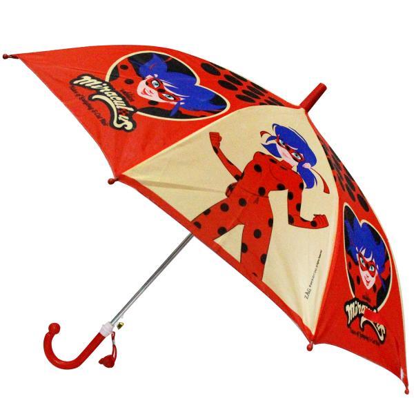 Зонт детский со свистком - Леди Баг, 45 смДетские зонты<br>Зонт детский со свистком - Леди Баг, 45 см<br>