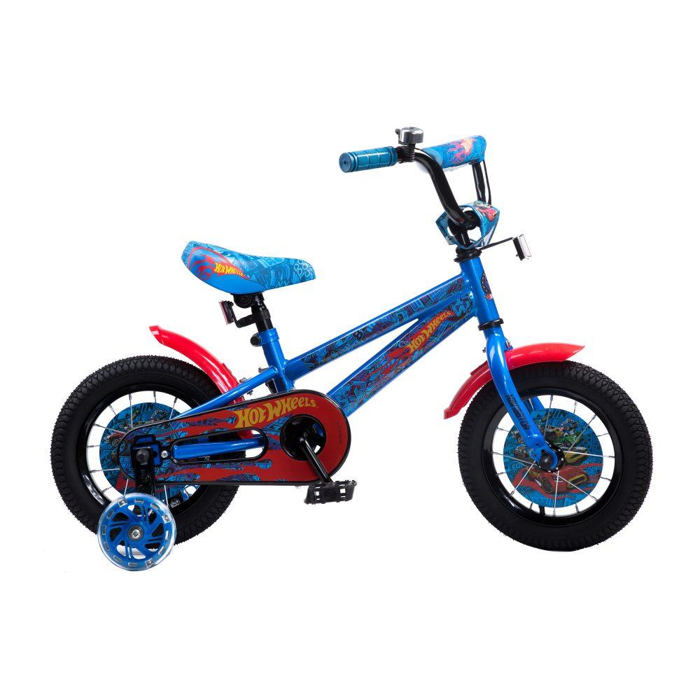 """Детский велосипед Hot Wheels, колеса 12"""""""