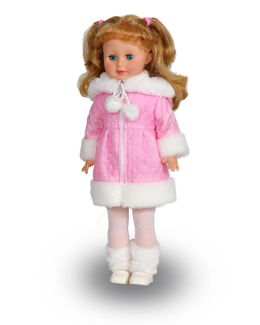 Кукла Людмила 12, со звуковым устройством, 52,5 см.Русские куклы фабрики Весна<br>Кукла Людмила 12, со звуковым устройством, 52,5 см.<br>