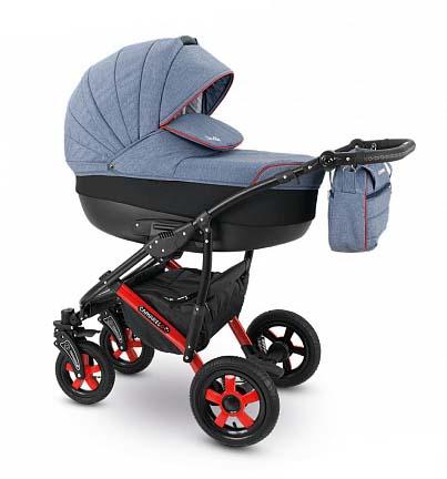 Детская коляска – Camarelo Sevilla 2 в 1, XSE-6Детские коляски 2 в 1<br>Детская коляска – Camarelo Sevilla 2 в 1, XSE-6<br>