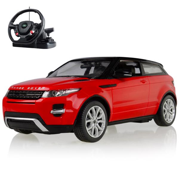 Rastar Range Rover Evoque на радиоуправлении, масштаб 1:14, свет фарМашины на р/у<br>Rastar Range Rover Evoque на радиоуправлении, масштаб 1:14, свет фар<br>