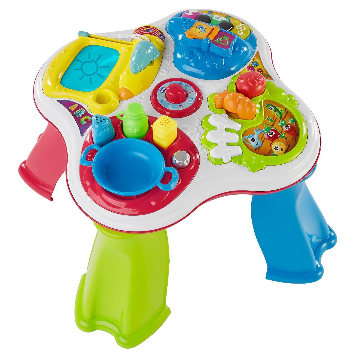 Говорящий столик со световыми и звуковыми эффектами - Игровые столы и стулья, артикул: 167554