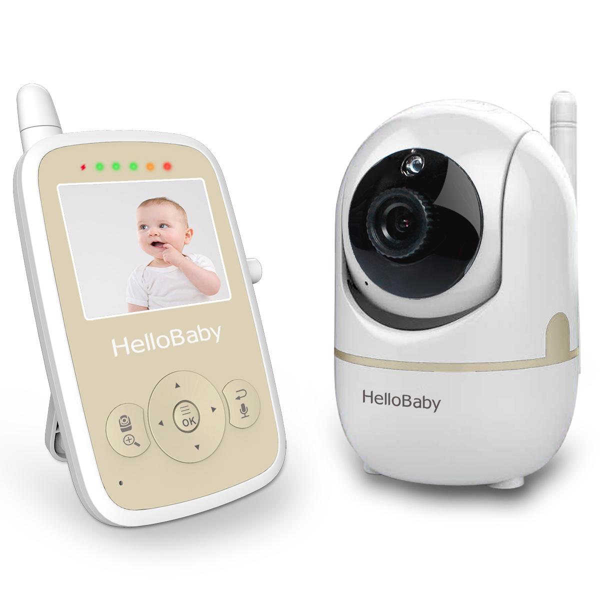 Купить Видеоняня HelloBaby HB248