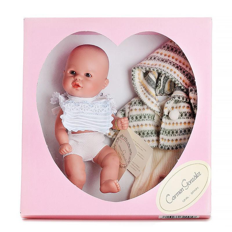 Кукла Бебетин, 21 см - Скидки до 70%, артикул: 143468