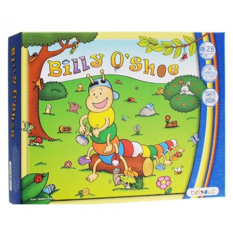 картинка Развивающая игра Билли О'Шу от магазина Bebikam.ru