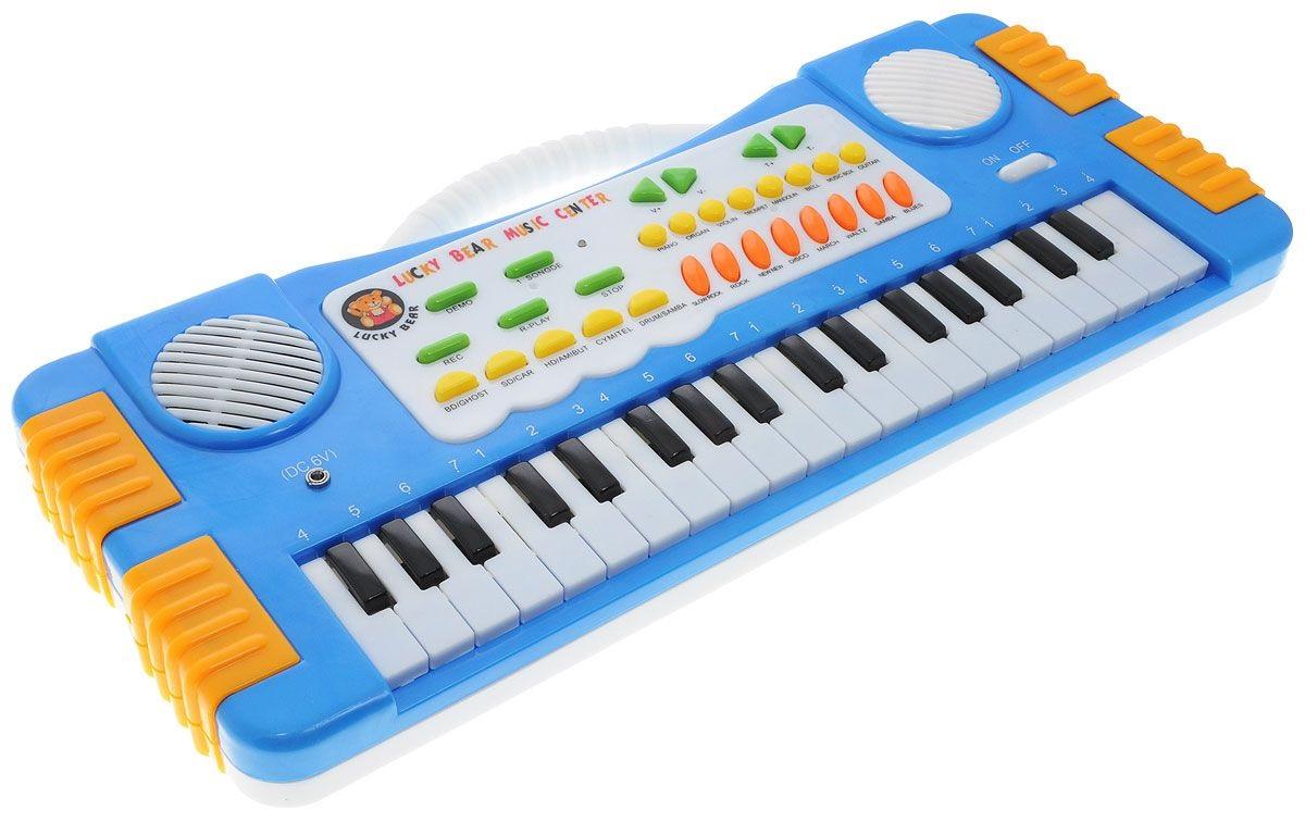 Музыкальный детский синтезатор - DoReMiСинтезаторы и пианино<br>Музыкальный детский синтезатор - DoReMi<br>