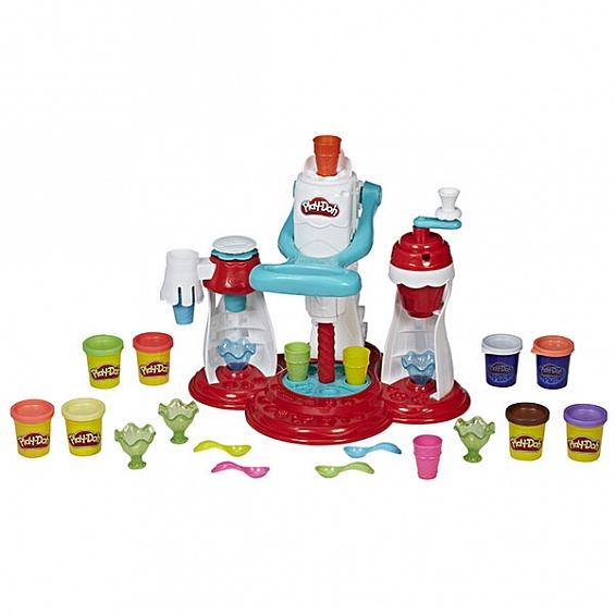 Купить Игровой набор Play-Doh - Мир Мороженого, Hasbro