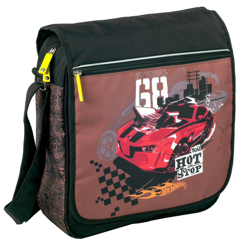 Сумка школьная Hot Wheels Racing - Детские сумочки, артикул: 169344