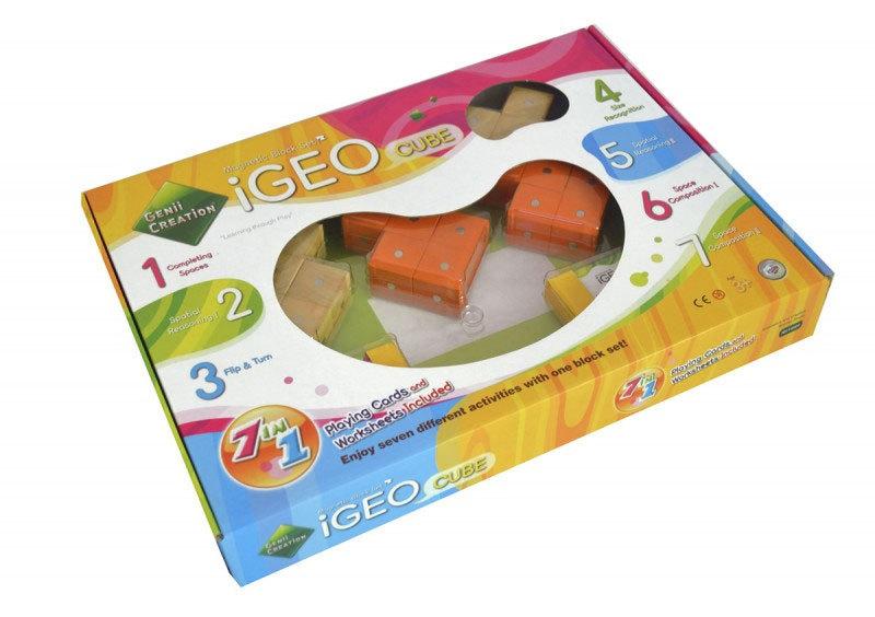 Головоломка iGEO – Куб