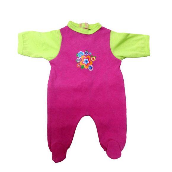 Одежда для куклы 38-43 см - комбинезон Цветочек