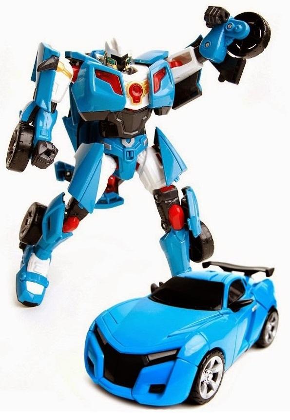 Трансформер Mini Tobot Y, с наклейкамиТрансформеры Tobot<br>Трансформер Mini Tobot Y, с наклейками<br>