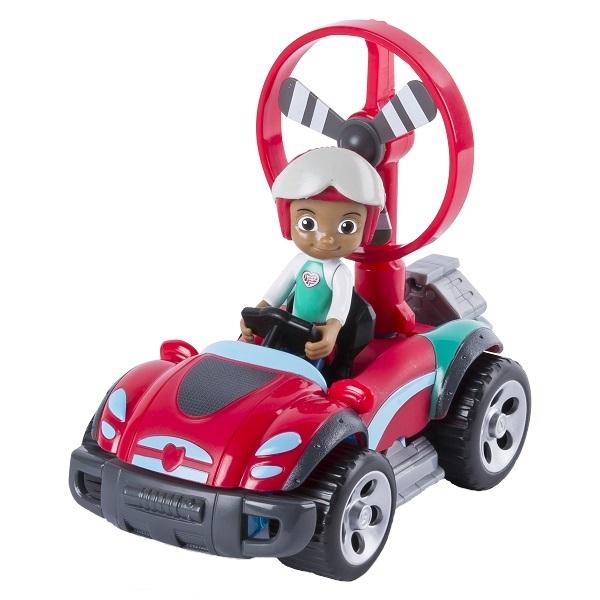 Игрушка Rusty Rivets - Построй машину героя Buggy Build, Spin Master  - купить со скидкой