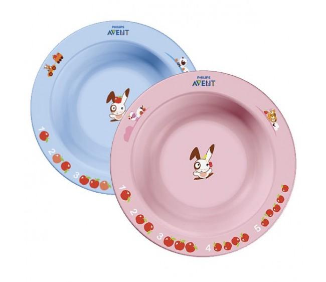 Глубокая тарелка, 230 мл фото