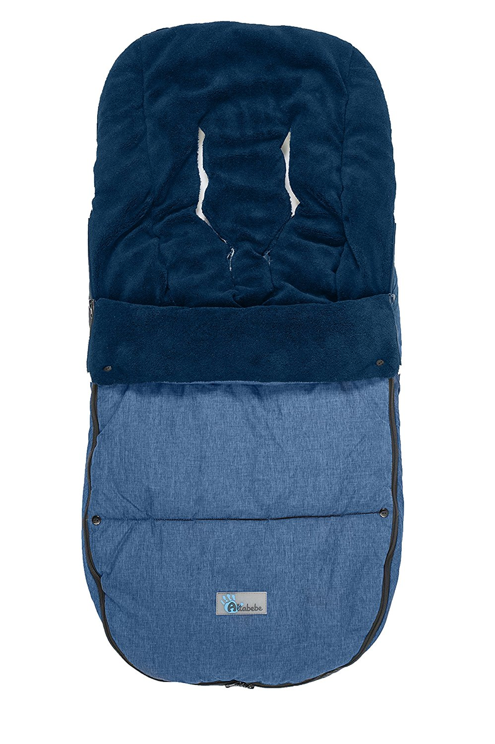 Зимний конверт Alpin Bugaboo, navy/blueЗимние конверты<br>Зимний конверт Alpin Bugaboo, navy/blue<br>