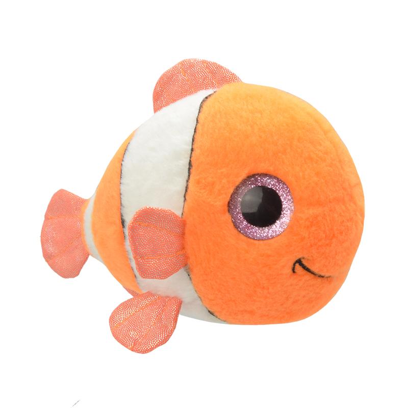 Купить Мягкая игрушка Рыбка-клоун, 15 см, WILD PLANET