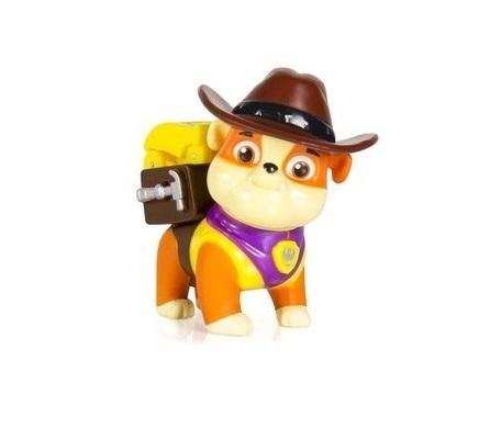 Купить Фигурка спасателя Крепыша с рюкзаком-трансформером «Щенячий патруль» Paw Patrol, Spin Master