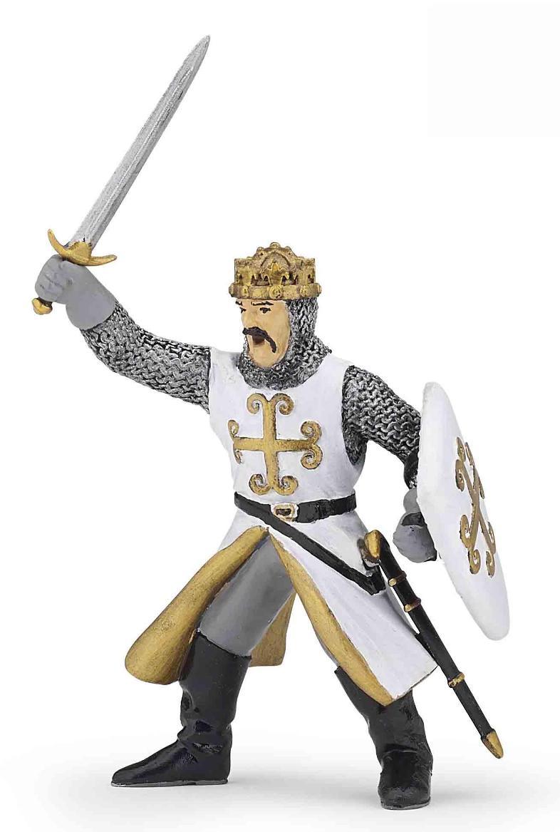 Фигурка рыцаря с мечом в кольчугеФигурки Papo<br>Фигурка рыцаря с мечом в кольчуге<br>