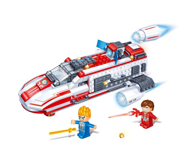 Космический летательный аппарат - Конструкторы BANBAO, артикул: 98183