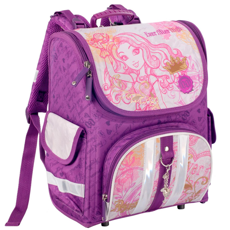 Ранец раскладной Ever After High  Fashion style, модель Light - Школьные рюкзаки, артикул: 169337