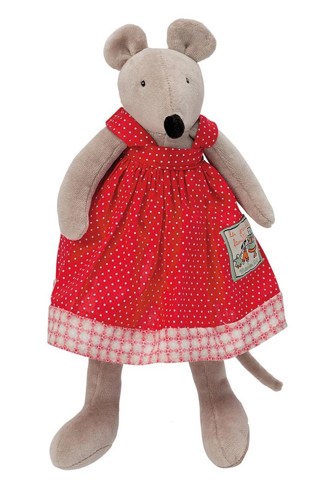 Мягкая игрушка - Маленькая мышка Нини фото