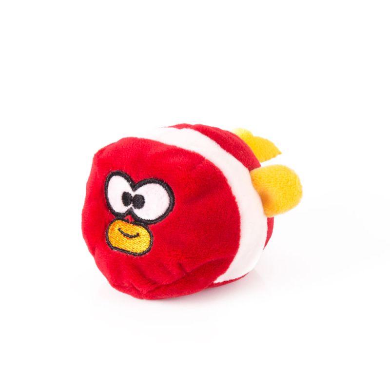 Купить Мячик - Красная рыба, 7 см, Button Blue