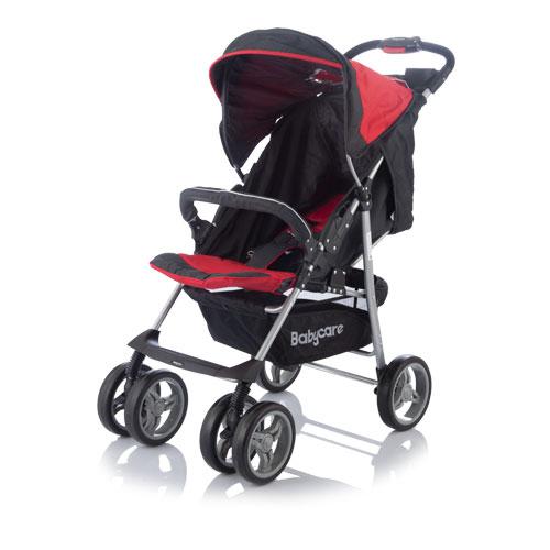 Купить Коляска прогулочная Voyager, red, Baby Care