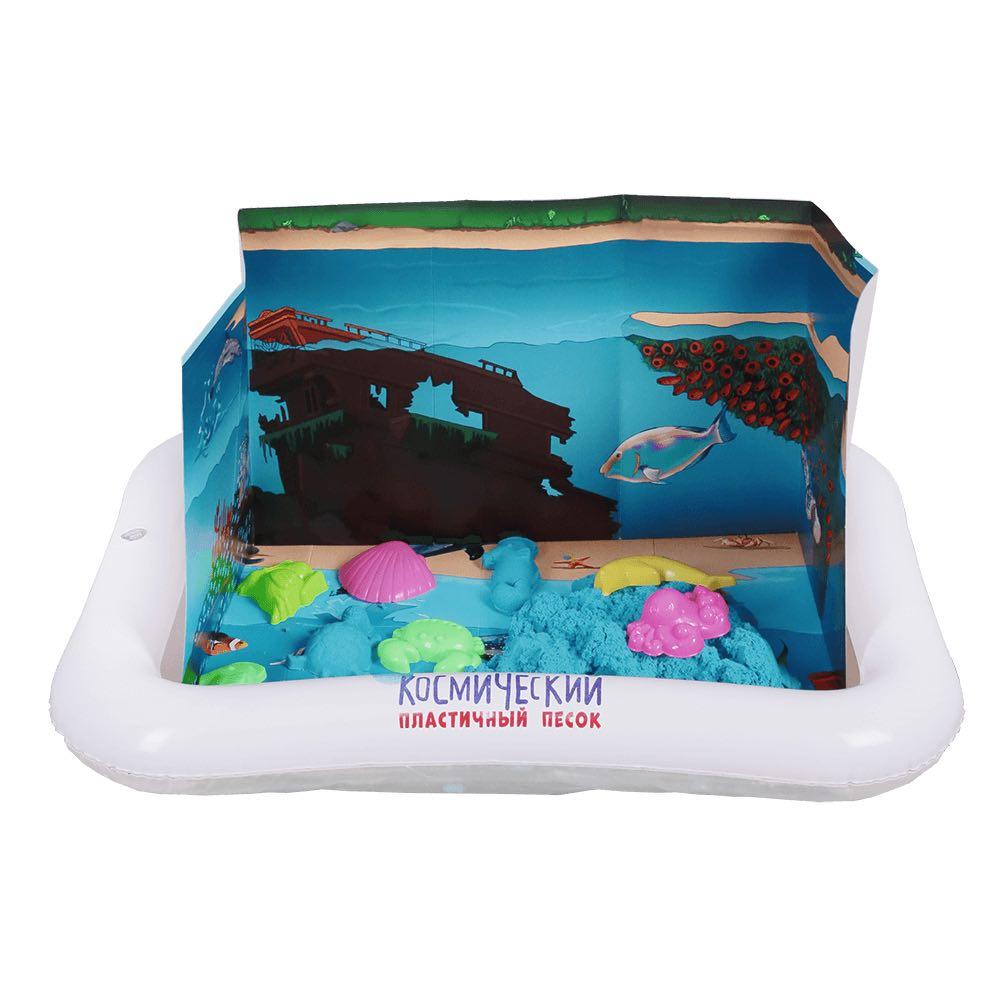 Набор для лепки - Морской мирКинетический песок<br>Набор для лепки - Морской мир<br>