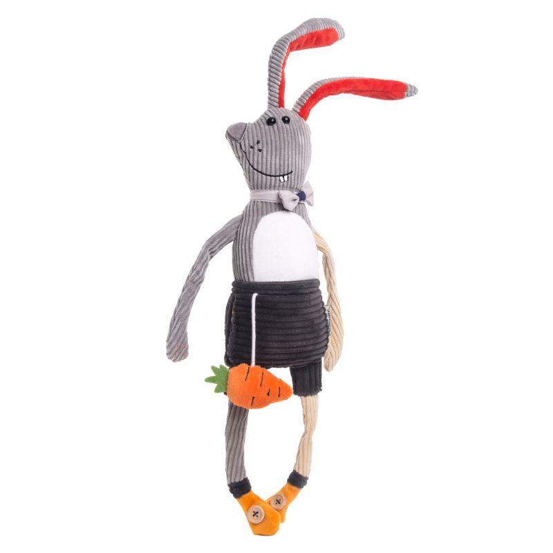Купить Мягкая игрушка - Заяц Генри, 21 см, Gulliver