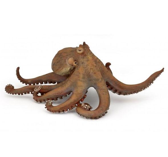 ОсьминогМорской мир (Sea life)<br>Осьминог<br>