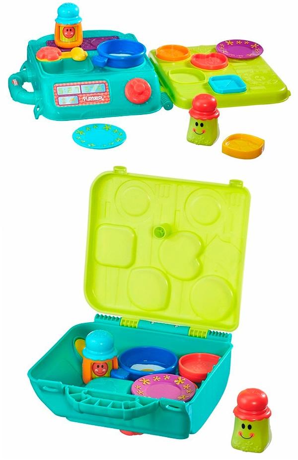 Моя первая кухня. Возьми с собой. Серия Playskool - Развивающие игрушки PLAYSKOOL (Hasbro), артикул: 154776
