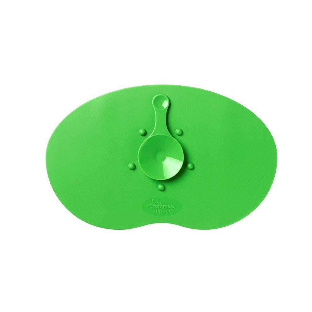 Коврик для тарелок, зелёныйАксессуары для кормления<br>Коврик для тарелок, зелёный<br>