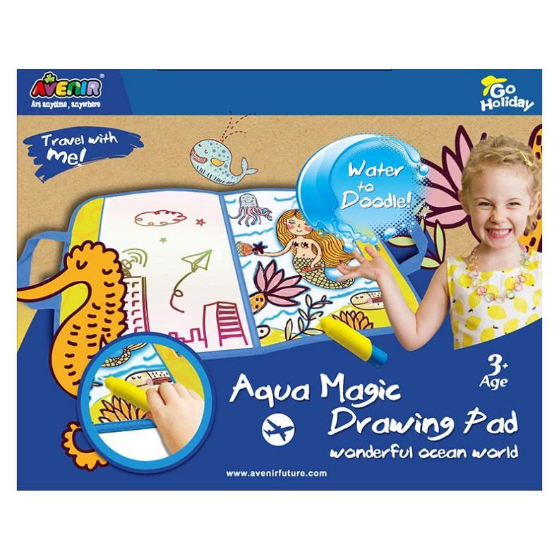 Волшебная доска для рисования водой - Удивительный мир океанаДоски и экраны для рисования<br>Волшебная доска для рисования водой - Удивительный мир океана<br>