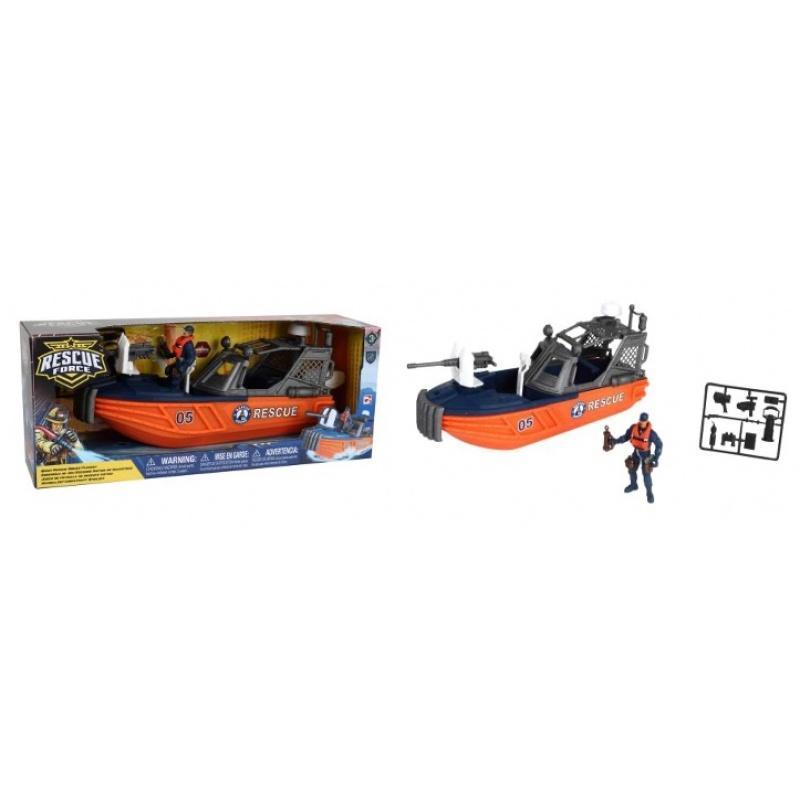 Купить Игровой набор - Спасатель береговой охраны, Chap Mei