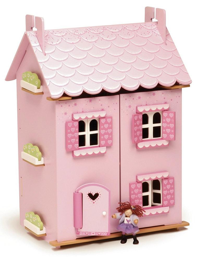 Домик для кукол - Домик моей мечты