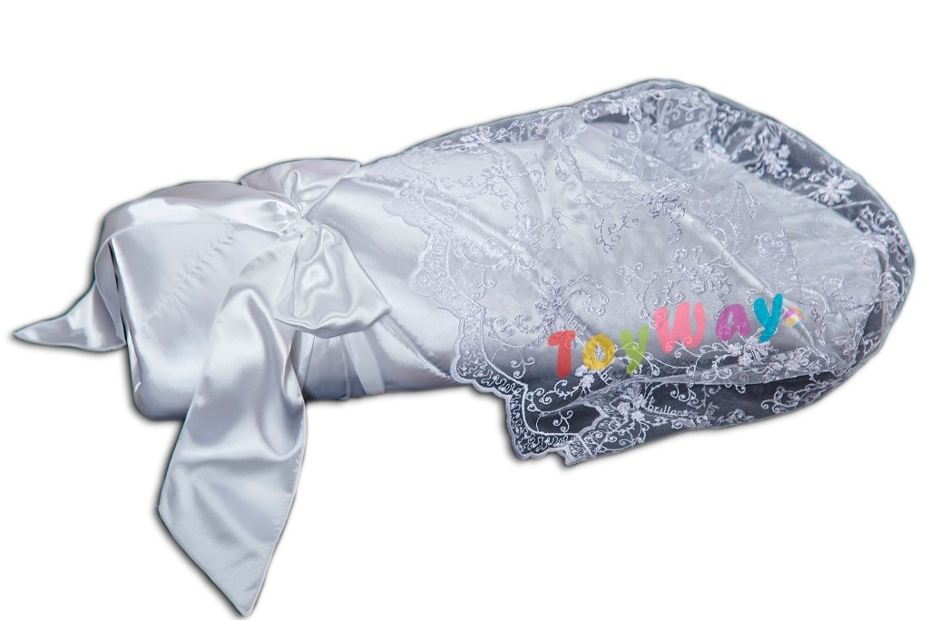 Купить Комплект на выписку – Воздушный, весна - Э2004, белый, Мой Ангелок