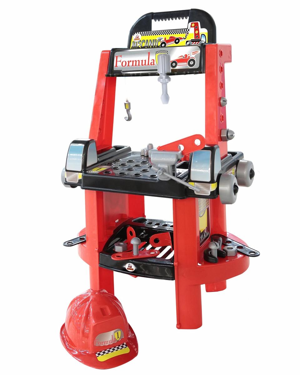 Набор - Механик-суперДетские мастерские, инструменты<br>Набор - Механик-супер<br>