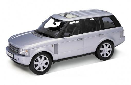 Коллекционная машинка Welly Land Rover Range Rover, масштаб 1:18Land Rover<br>Коллекционная машинка Welly Land Rover Range Rover, масштаб 1:18<br>