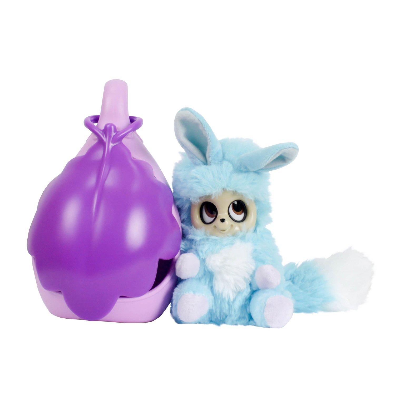 Мягкая игрушка Адеро из серии Bush baby world, 17 см., со спальным коконом