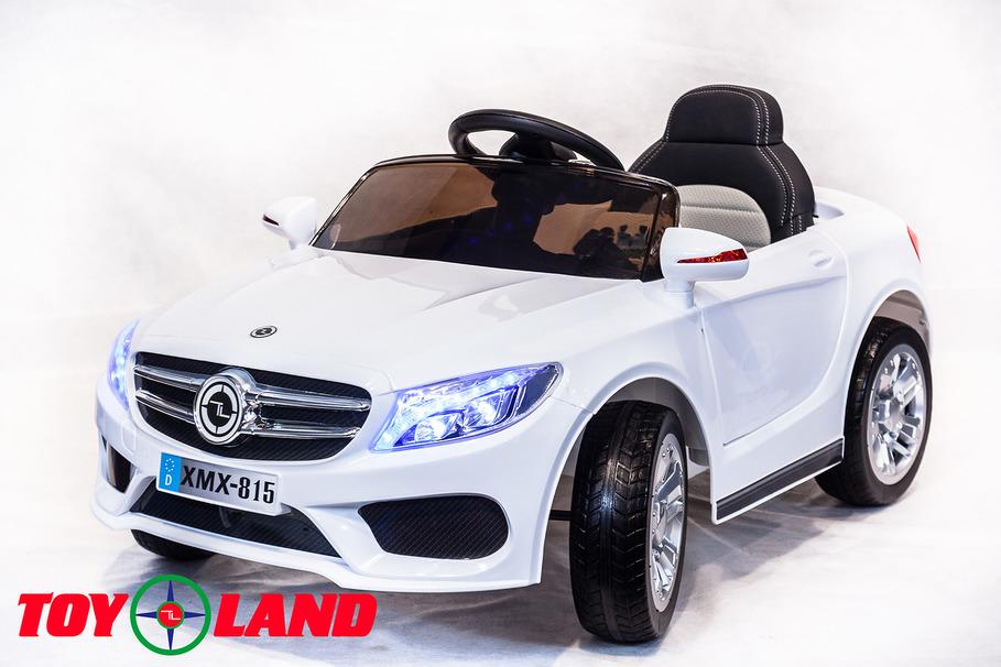 Электромобиль Mercedes MB белыйЭлектромобили, детские машины на аккумуляторе<br>Электромобиль Mercedes MB белый<br>