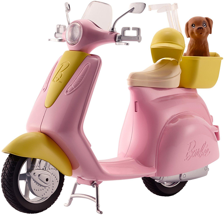 Barbie - МопедКуклы Barbie (Барби)<br>Barbie - Мопед<br>