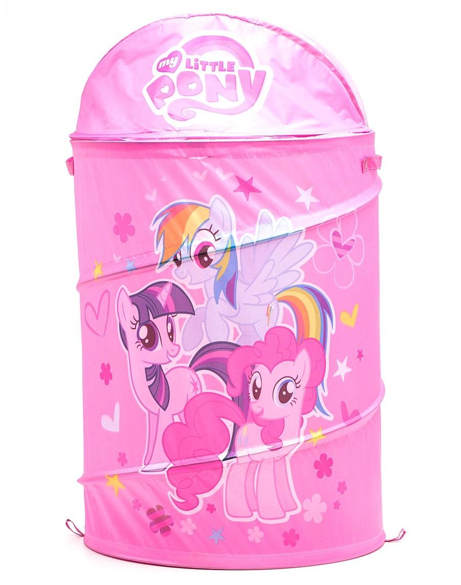 Купить Корзина для игрушек «My Little Pony», Играем вместе