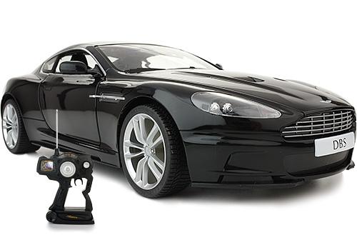 Купить Aston Martin DBS Coupe Rastar на радиоуправлении, 1:14