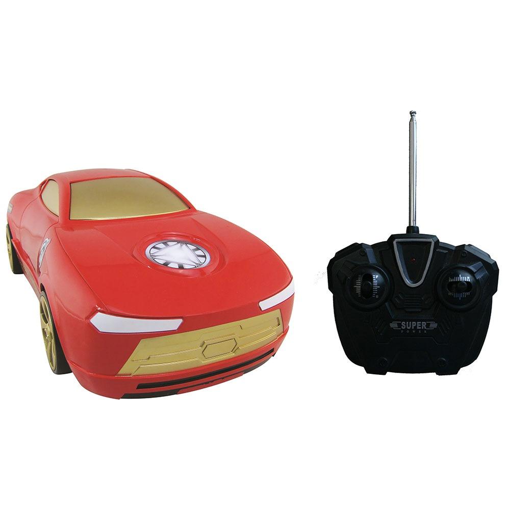 Радиоуправляемая машинка из серии Мстители - Железный человек, 1:16Машины на р/у<br>Радиоуправляемая машинка из серии Мстители - Железный человек, 1:16<br>