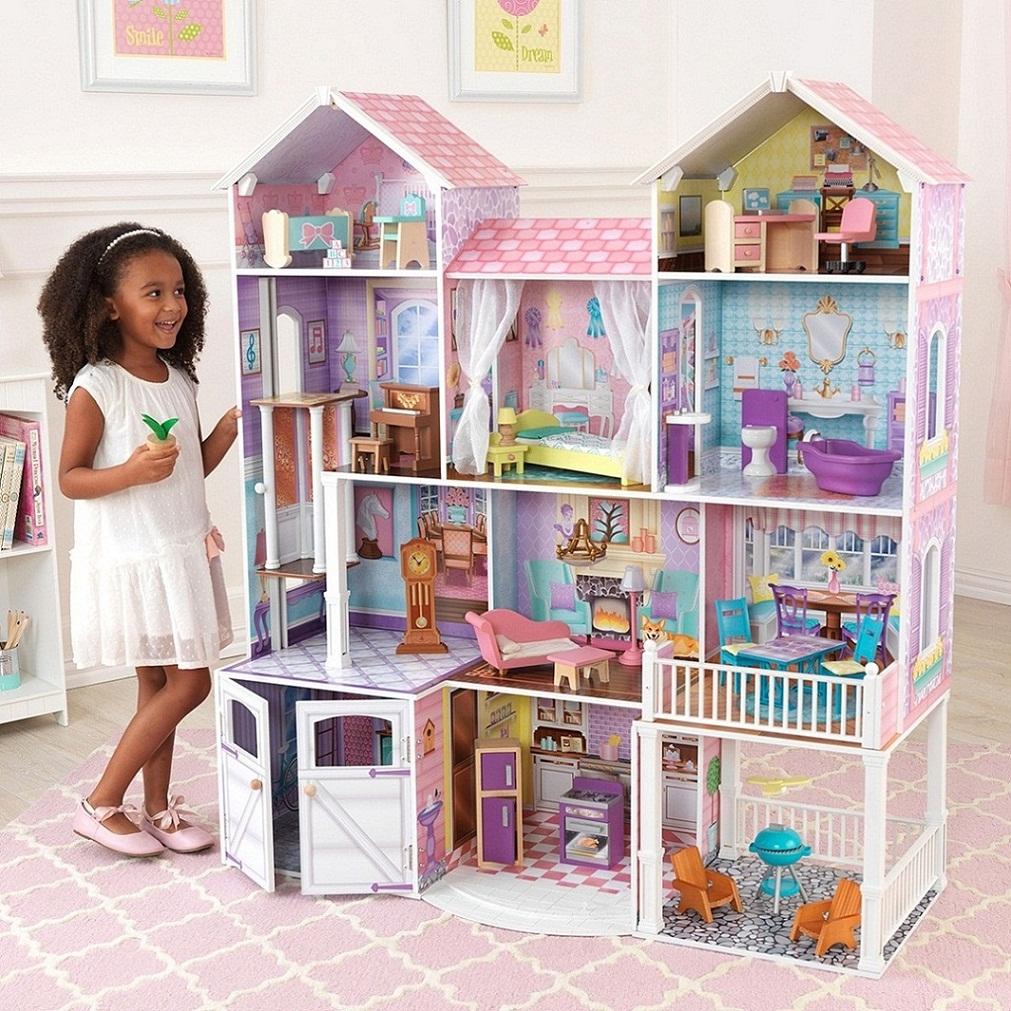смотреть картинки кукольные домики каркассон стоит высоком