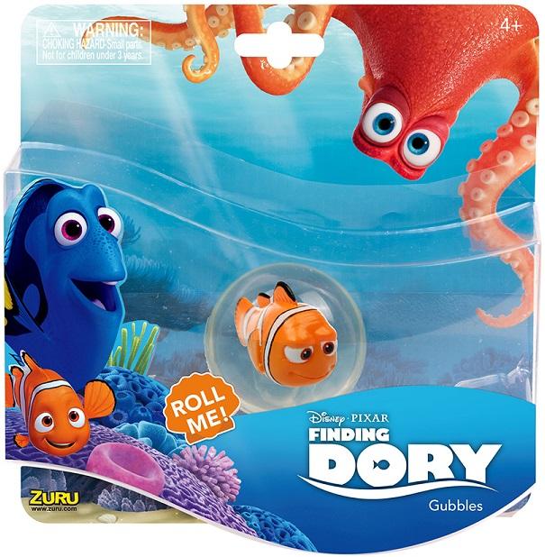 Марлин в водяном шарикеВ поисках Дори<br>Марлин в водяном шарике<br>